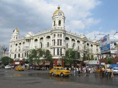 LIC building, Kolkata